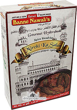 Ustad Banne Nawab's Mirchi Ka Salan