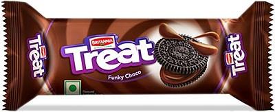 Britannia Treat - Funky Choco