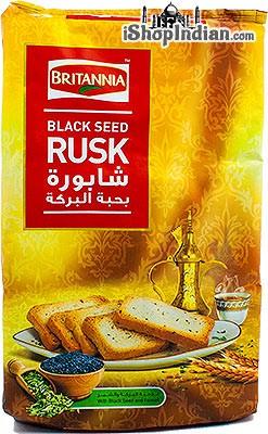 Britannia Black Seed Rusk