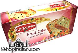 Britannia Fruit Cake - 8.8 oz