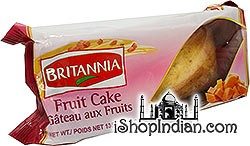 Britannia Fruit Cake - 4.76 oz