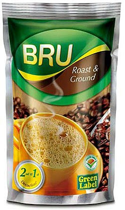 Brooke Bond Green Label Bru Coffee - 500 gms