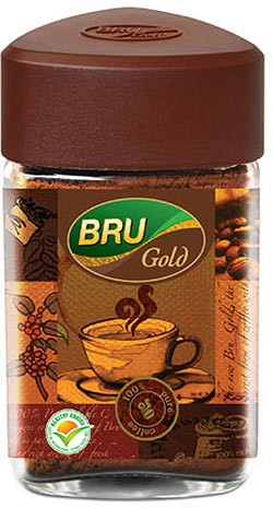 Bru GOLD Instant Coffee - 100 gms