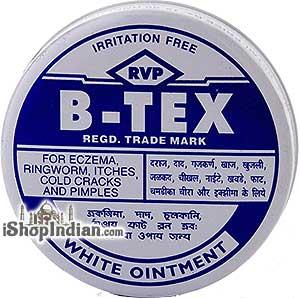 B-Tex White Ointment