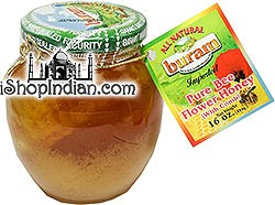 Buram Bee Flower Honey with Comb