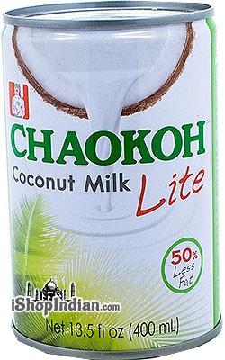 Chaokoh Coconut Milk - Lite