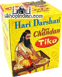 Hari Darshan Pure Chandan Tika (Sandalwood Paste)