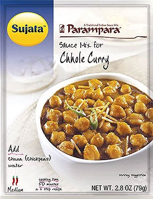 Parampara Chhole Gravy Mix