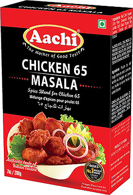 Aachi Chicken 65 Masala