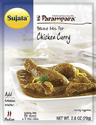 Parampara Chicken Curry Mix