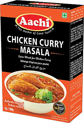 Aachi Chicken Curry Masala