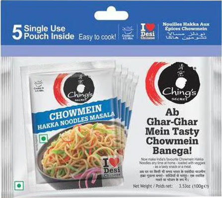 Ching's Chowmein Hakka Noodles Masala