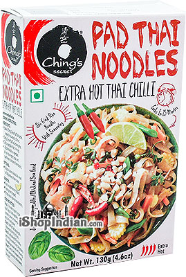 Ching's Secret Instant Pad Thai Noodles - Extra Hot Thai Chilli
