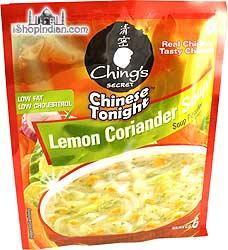 Ching's Secret Lemon Coriander Soup Mix