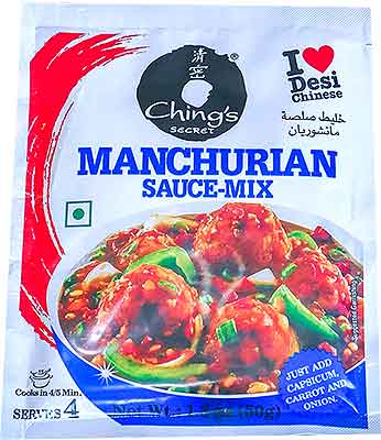 Ching's Secret Manchurian Sauce Mix