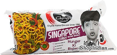 Ching's Secret Singapore Curry Noodles - Family Pack