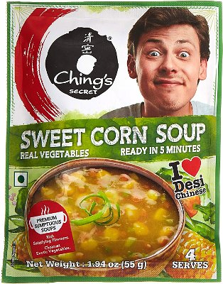 Ching's Secret Sweet Corn Soup Mix