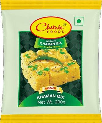 Chitale Foods Instant Khaman Mix