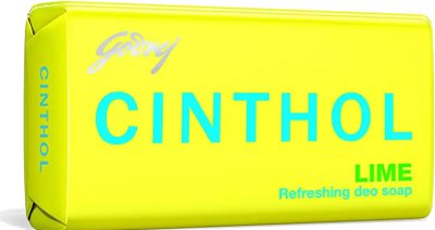 Godrej Cinthol Lime Refreshing Deo Soap