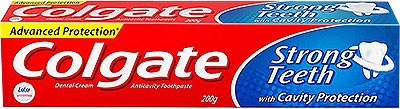 Colgate Strong Teeth with Cavity Protection Toothpaste