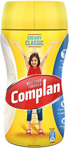Complan Vitamin Drink Powder - Plain / Classic