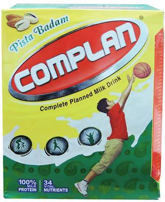 Complan Vitamin Drink Mix - Pista Badam (Pistachio & Almond)