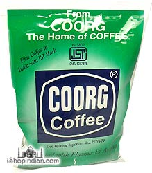 Coorg Coffee - Deluxe Blend