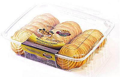 Crispy Cashew Shortbread Cookies