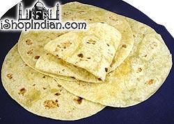 Crispy Rumali Roti