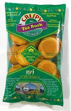 Crispy Tea Rusk - Round