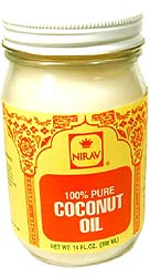 Nirav Coconut Oil