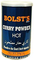 Bolst's Curry Powder (Hot) - 14 oz