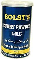 Bolst's Curry Powder (Mild) - 14 oz