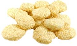 Bansi Rewdi (Sesame Sugar Candy)