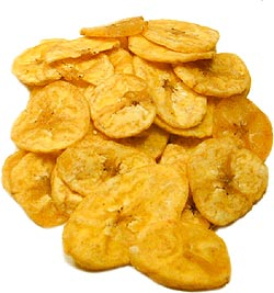 Bansi Plantain Chips - Plain