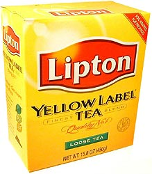 Lipton Yellow Label Tea - 450 gms
