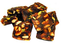 Bikaji Khajoor Dry Fruit Burfee (Dates & Dry Fruits Sweet)