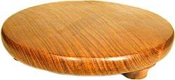 Wood Dough Board - Deluxe