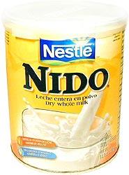 Nestle Nido Dry Whole Milk Powder