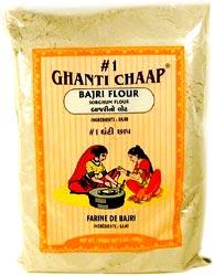 #1 Ghanti Chaap Bajri Flour
