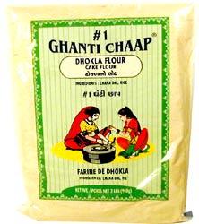 #1 Ghanti Chaap Dhokla Flour