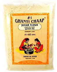 #1 Ghanti Chaap Juvar (Sorghum) Flour