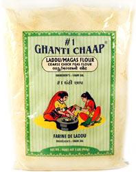 #1 Ghanti Chaap Laddu / Magas Flour