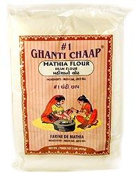 #1 Ghanti Chaap Mathia Flour