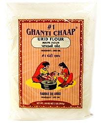 #1 Ghanti Chaap Urid Flour