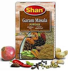 Shan Zafrani Garam Masala Powder - 50 gms
