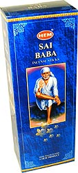 Hem Sai Baba Incense - 120 sticks