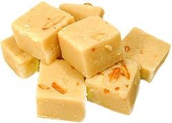 Nirav Cashew Barfi (cashew fudge)
