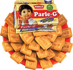 Parle-G Glucose Biscuits (4-packs)