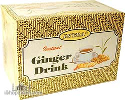 Intra Jahe Wangi Instant Ginger (drink) Tea